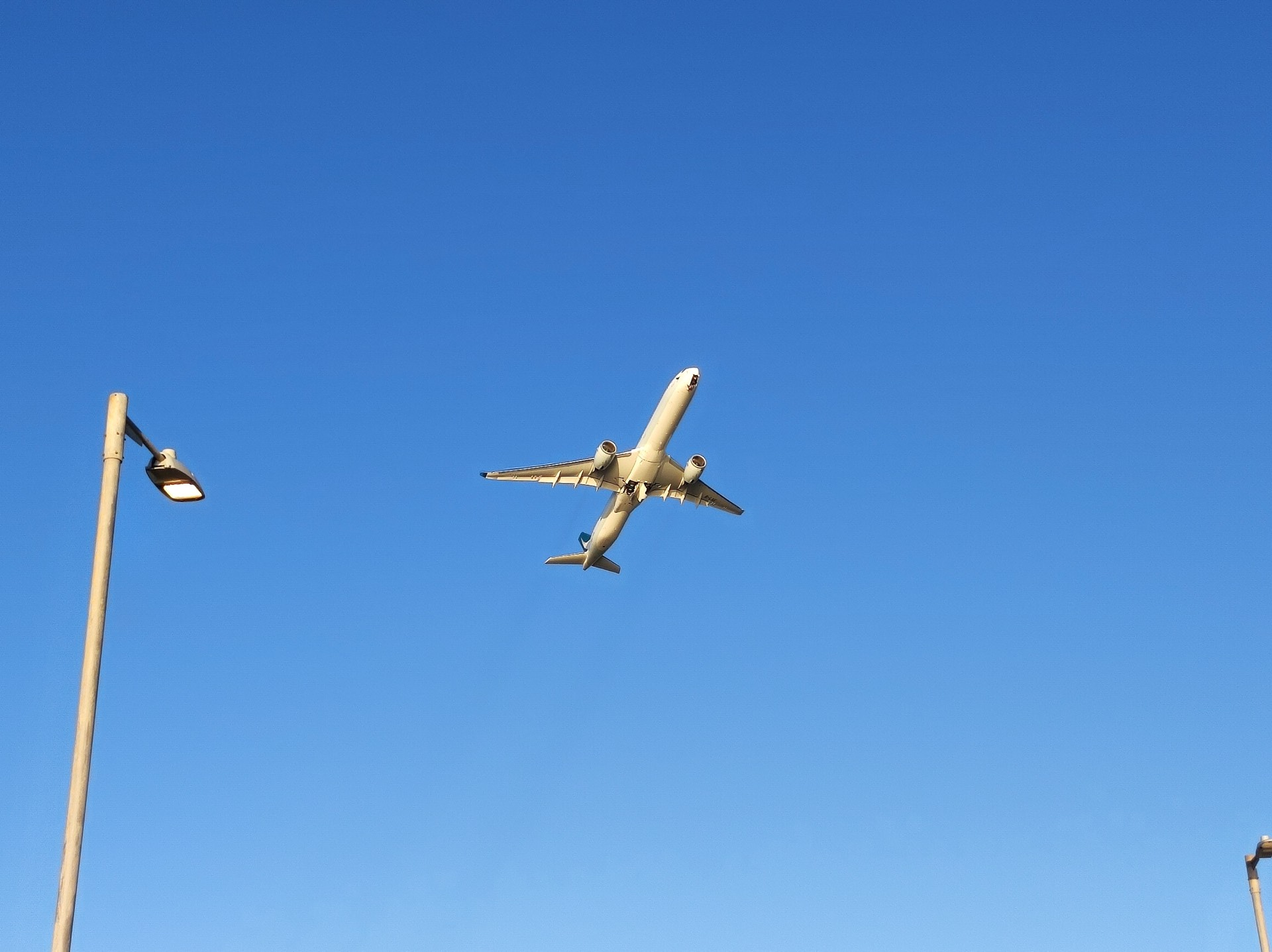国泰的A330